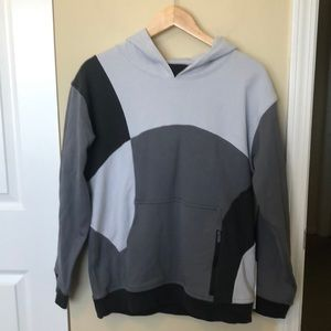 Lululemon gray All Your Hoodie sz 8 NWT 83112